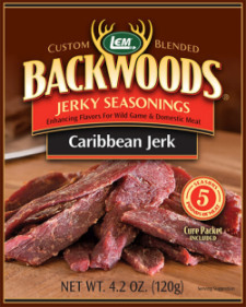 Backwoods Caribbean Jerk Seasoning